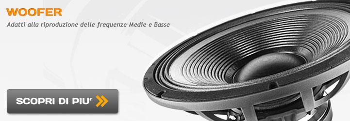 Faital Pro 15FH500 Speakers - Faital Pro 15FH500 bass